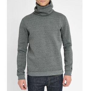 Nike Tech  Fleece Pullover Funnel Neck Sweater M